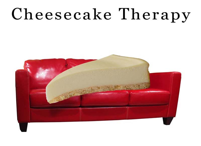 Cheesecake Therapy